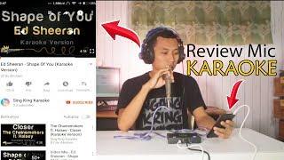 🎤 KARAOKE PAKE HP / LAPTOP 📱 REVIEW MIC Beatbox & Smule : XOX M400 Condenser / Dynamic ~ Laiqul