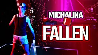 Gambar cover EGOIST - Fallen • Expert • Beat Saber • Mixed Reality