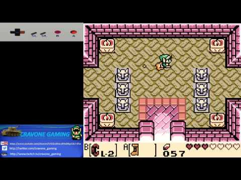 Updated Changes to Link's Awakening DX no S&Q/WW/OoB Route Tutorial - 21/08/2015