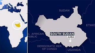 معارك بين الجيش والمتمردين في جوبا