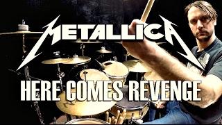 Gambar cover METALLICA - Here Comes Revenge - Drum Cover
