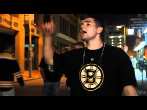 Fans at Boston pub celebrate Bruins Stanley Cup win