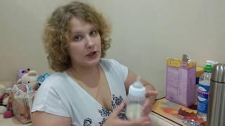 Как правильно разводить детскую смесь(ИВ-искусственное вскармливание)