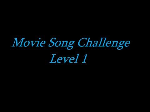 Disney Song Challenge Level 1