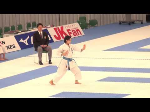 2015 JKF All Japan - Female Kata
