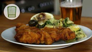 Das perfekte Wiener Schnitzel #chefkoch