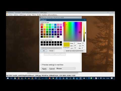 KeyPress OSD v4.36 presentation
