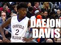 6'4 Shooting Guard || UW Commit ||  Daejon Davis : Garfield HIgh (WA) Junior Year Mixtape