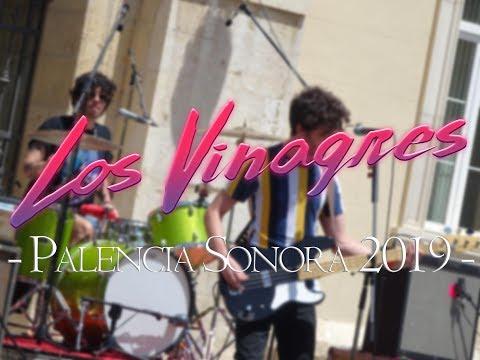 Los Vinagres - Los Volcanes Se Duermen (Palencia Sonora 2019)