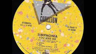 Simphonia - You And Me (Dub & Reprise)