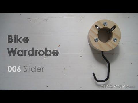 Bike shed how to build 006 Slider