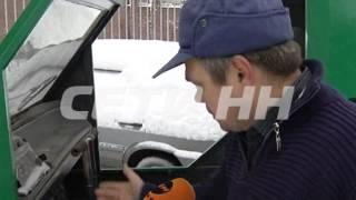 Нижегородец бросил вызов коммунальщикам, собрав самодельную снегоуборочную машину