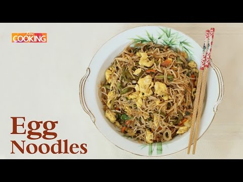 Egg Noodles   Ventuno Home Cooking