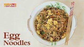 Egg Noodles |  Ventuno Home Cooking