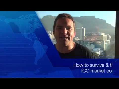 6. How to survive a ICO market correction, and even thrive | WealthE Coin