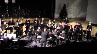 Soul Vaccination by Tower of Power arr. Paul Murtha- MVHS Jazz Band, Winter 2013