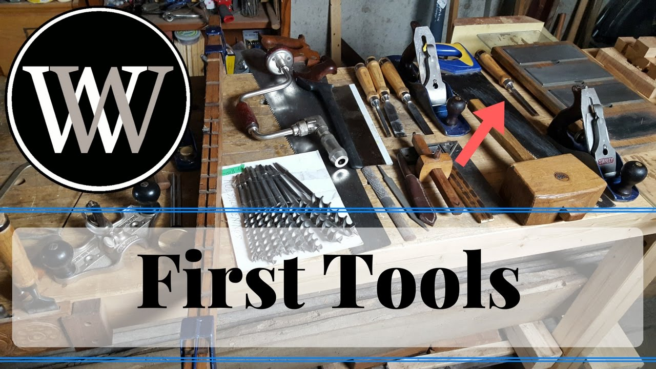 Basic Tools For A Hand Tool Woodworking Shop Starter Tool Set For