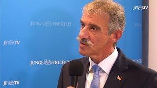 Uwe Junge: Wie geht es weiter mit der Bundeswehr? (JF-TV FBM 2017)