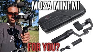 Moza Mini MI Smartphone Gimbal Pros & Cons after 3 Months Wear & Tear