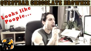 Quest Bar Chocolate Brownie Protein Bar Review |  Best Protein Brownies?