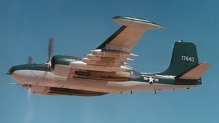 B-26K Counter Invader circa 1964