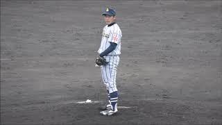 2018/09/16 国際武道大・吉田良太投手