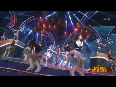 "Julia Volkova - All Because Of You ""Heilongjiang TV Spring Festival Gala"" China 2013 HQ"