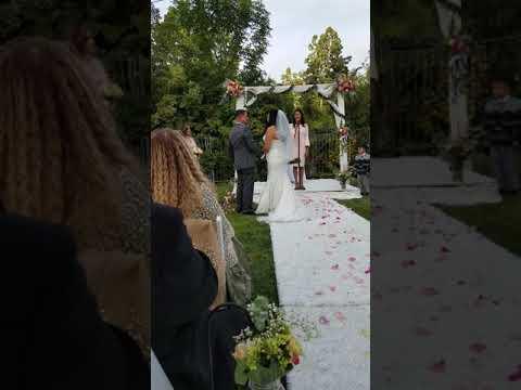 🤵👰💍 Todd Anthony and Mayra Carline