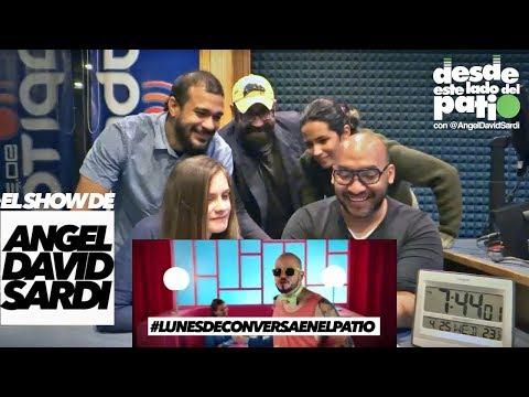 Sexo Residente - Video Reacción   El Show De Angel David Sardi