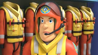 Fireman Sam US 🚒 Firefighters In Action! 🔥Funniest Moments 🔥Kids Movie