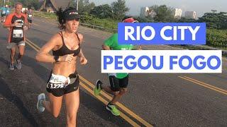 Rio City Half Marathon 2019 21km mais dificeis da minha vida