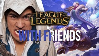 League with Friends | Episode 3