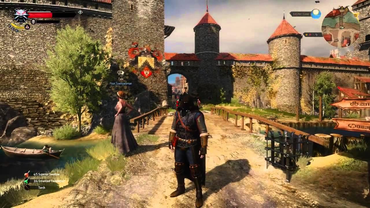 Witcher 3 - Appearances Menu Mod - Alpha Demo by CAPA