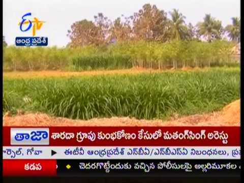 Farmer's showing interest on Organic farming and marketing - జైకిసాన్ - 31st January 2015