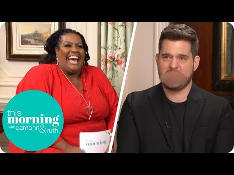 Michael Bublé Is Angry With Alison | This Morning