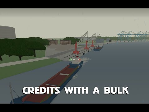 How to earn Credits with the Bulk Carrier | Dynamic Ship Simulator III