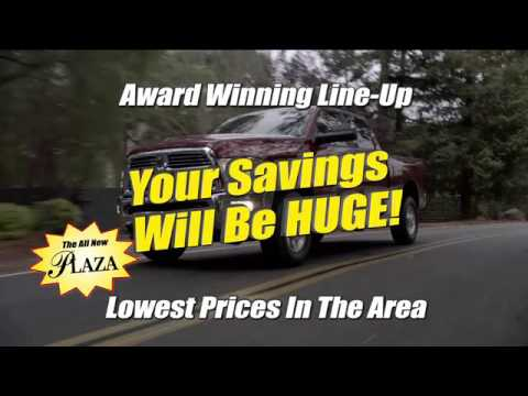 RAM Power Days At Plaza Chrysler Dodge Jeep RAM Of Orangeburg!