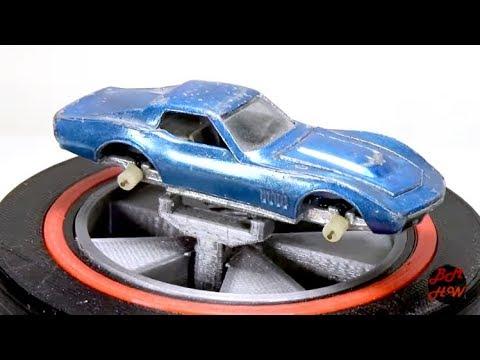 Redline Restoration: Hot Wheels 1968 Custom Corvette