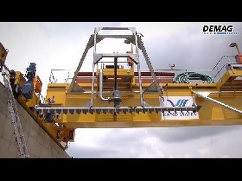 Demag Process Cranes - Bridge Crane