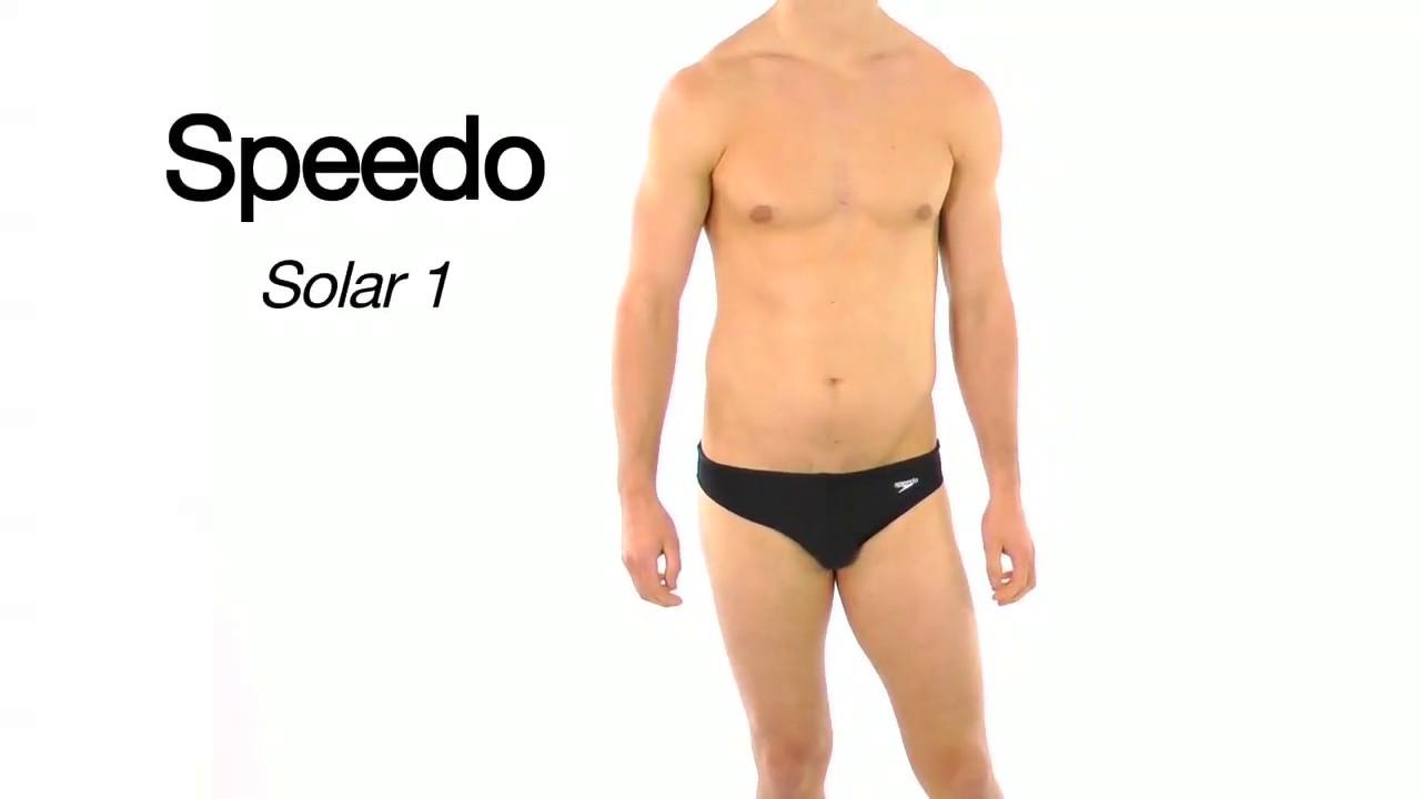 códigos de cupón estilo exquisito ventas calientes Speedo Men's Solar 1