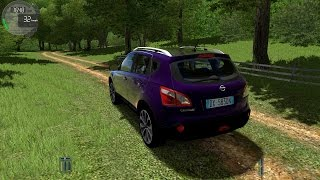 City Car Driving 1.5.1 Nissan Qashqai TrackIR 4 Pro [1080P]