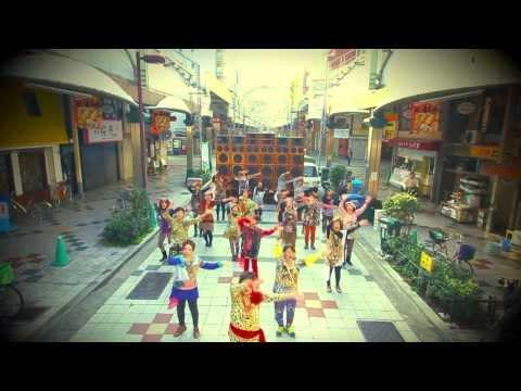 """オバチャーン「オバレゲエ」 Obachaaan """"Obareggae"""" OSAKA granny idol group 2nd MV"""