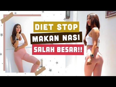 DIET STOP NASI Kok BERAT BADAN STUCK !! || Kesalahan Diet