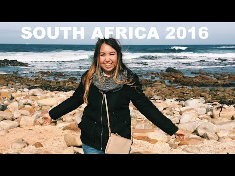 SOUTH AFRICA TRAVEL VLOG