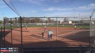 Blue Dragon Softball vs. Independence (Game 2)