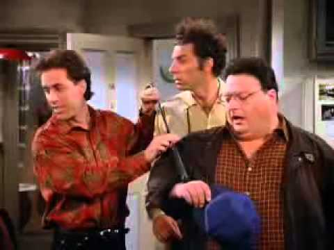 Magic Bullet Theory - Seinfeld
