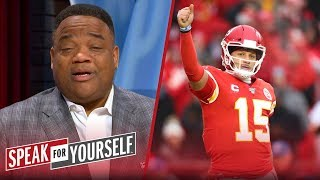 Like Churchill, Mahomes will never surrender & rule new QB era — Whitlock | NFL | SPEAK FOR YOURSELF