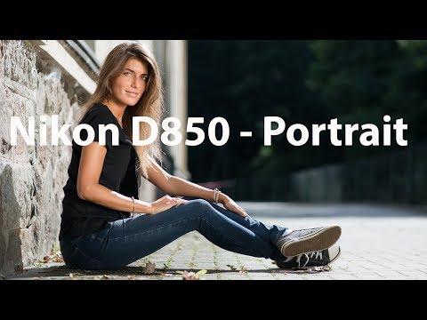Nikon D850 Porträt Fotografie in Dresden