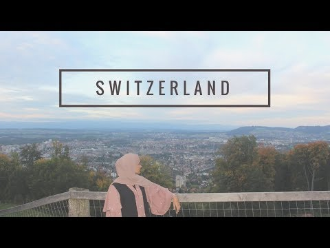 TRAVEL WITH ME: SWITZERLAND