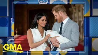 Harry and Meghan hire a nanny for baby Archie l GMA